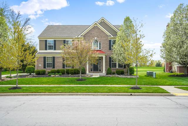 8438 Trail Lake Drive, Powell, OH 43065 (MLS #221011988) :: Greg & Desiree Goodrich | Brokered by Exp
