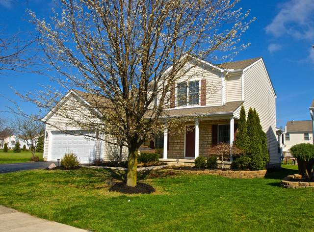 7135 Laver Lane, Westerville, OH 43082 (MLS #221012004) :: MORE Ohio