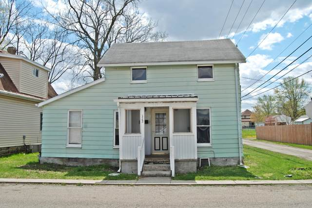 113 Arnold Avenue, Bellefontaine, OH 43311 (MLS #221012021) :: Jamie Maze Real Estate Group