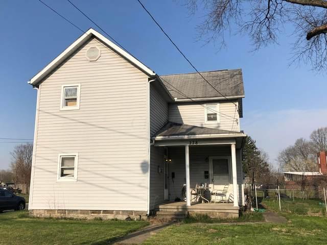 278 Union Street, Newark, OH 43055 (MLS #221012041) :: LifePoint Real Estate