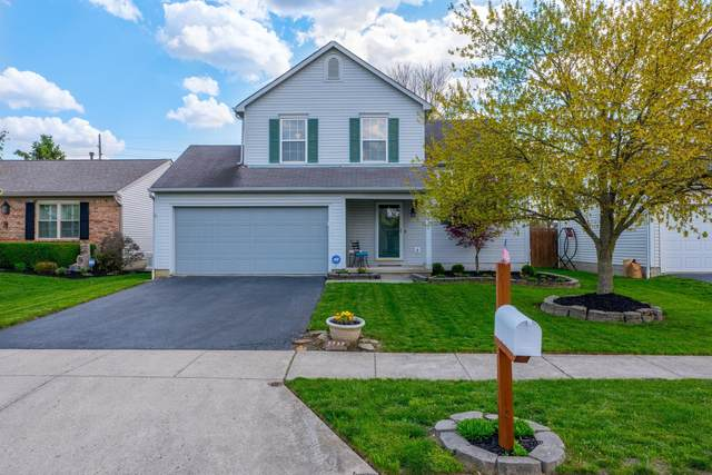 5757 Sundial Drive, Galloway, OH 43119 (MLS #221012062) :: The Raines Group