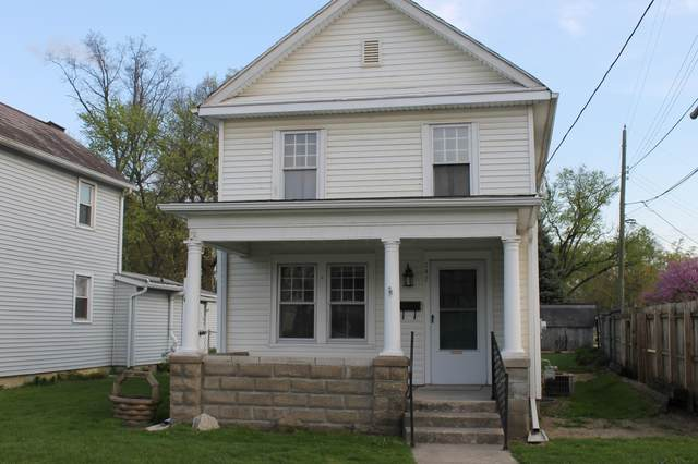 147 Riley Street, Newark, OH 43055 (MLS #221012065) :: The Jeff and Neal Team | Nth Degree Realty
