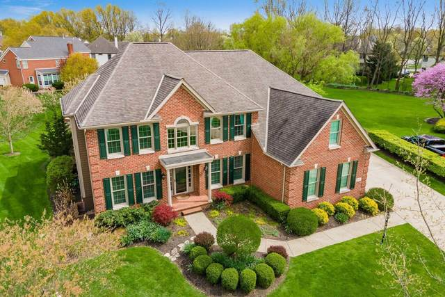 6149 Peppergrass Court, Westerville, OH 43082 (MLS #221012071) :: Exp Realty