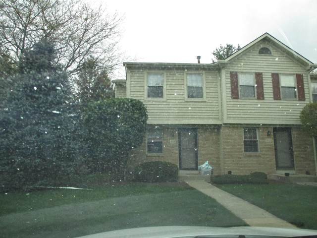 519 Foxtrail Circle E #519, Westerville, OH 43081 (MLS #221012075) :: The Raines Group