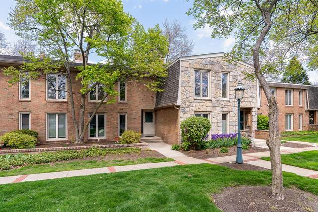 3600 Reed Road #11, Upper Arlington, OH 43220 (MLS #221012085) :: The Jeff and Neal Team | Nth Degree Realty