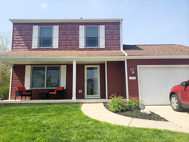 1777 Stagecoach Court, Powell, OH 43065 (MLS #221012096) :: The Jeff and Neal Team | Nth Degree Realty