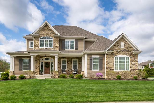 6576 Mahogany Drive, Galena, OH 43021 (MLS #221012101) :: The Jeff and Neal Team | Nth Degree Realty