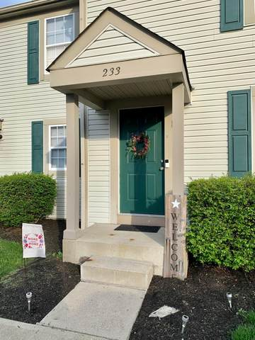 233 Glenkirk Drive 107B, Blacklick, OH 43004 (MLS #221012155) :: ERA Real Solutions Realty