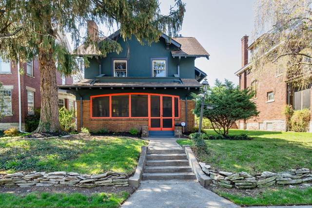 1821 Franklin Avenue, Columbus, OH 43205 (MLS #221012164) :: The Jeff and Neal Team   Nth Degree Realty
