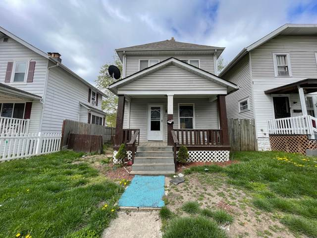 389 S Warren Avenue, Columbus, OH 43204 (MLS #221012174) :: The Jeff and Neal Team | Nth Degree Realty