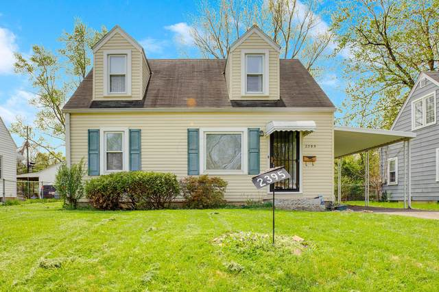 2395 Meredith Drive, Columbus, OH 43219 (MLS #221012179) :: 3 Degrees Realty