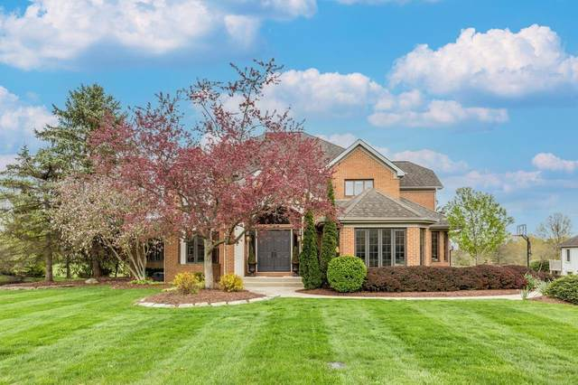 7117 Temperance Point Street, Westerville, OH 43082 (MLS #221012183) :: The Raines Group
