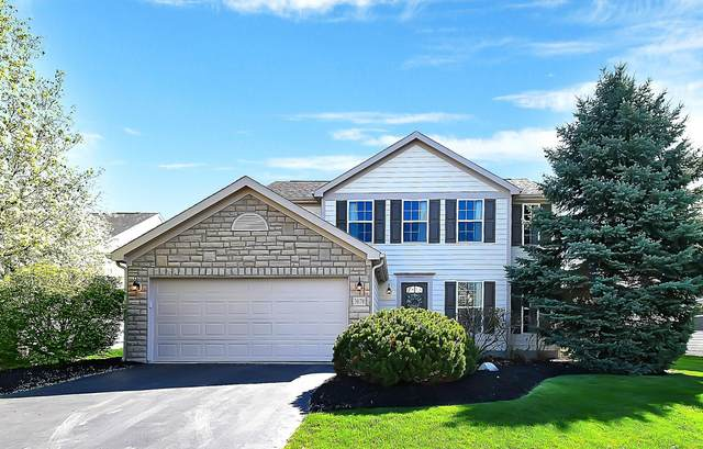 3078 Walkerview Drive, Hilliard, OH 43026 (MLS #221012193) :: Jamie Maze Real Estate Group