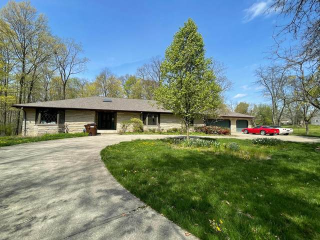 8260 Greentree Drive, Lewis Center, OH 43035 (MLS #221012198) :: Shannon Grimm & Partners Team