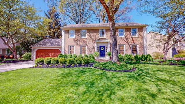 1123 Forest Glen Road, Westerville, OH 43081 (MLS #221012217) :: MORE Ohio