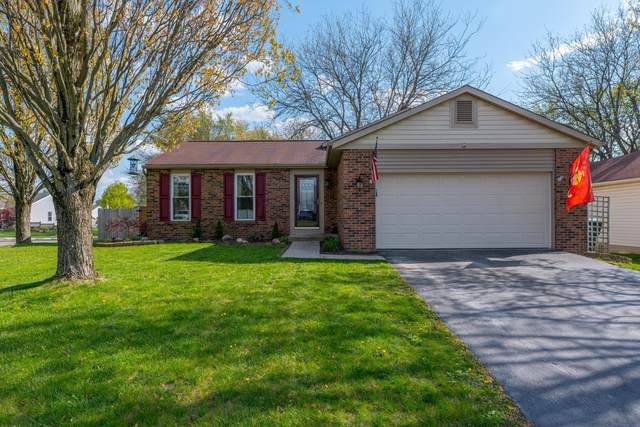 3241 Rothschild Court, Dublin, OH 43017 (MLS #221012234) :: LifePoint Real Estate