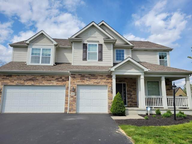 244 Long Branch, Lewis Center, OH 43035 (MLS #221012247) :: ERA Real Solutions Realty