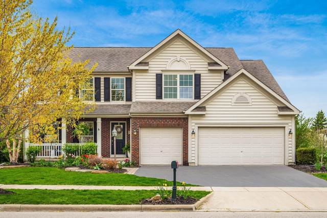 7390 Scioto Chase Boulevard, Powell, OH 43065 (MLS #221012250) :: Shannon Grimm & Partners Team