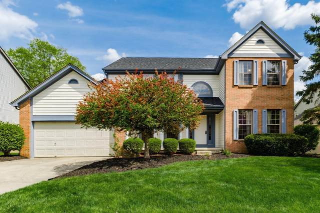 48 College Place, Westerville, OH 43081 (MLS #221012255) :: Exp Realty