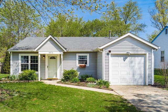 1876 Bierstad Drive, Powell, OH 43065 (MLS #221012272) :: The Raines Group