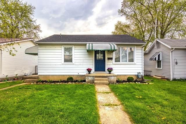 215 Dewey Avenue, Lancaster, OH 43130 (MLS #221012275) :: Jamie Maze Real Estate Group