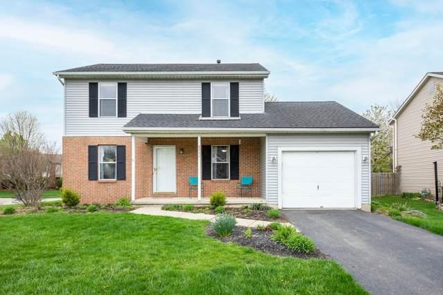 8257 Kingsley Drive, Reynoldsburg, OH 43068 (MLS #221012276) :: Core Ohio Realty Advisors