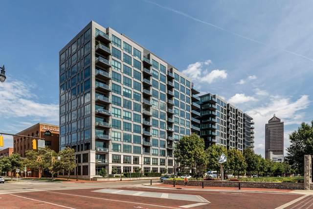 250 W Spring Street #312, Columbus, OH 43215 (MLS #221012304) :: Jamie Maze Real Estate Group