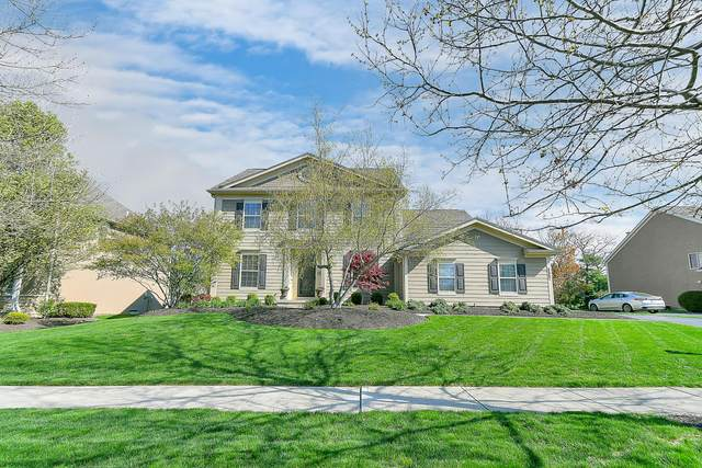 5587 Bayside Ridge Drive, Galena, OH 43021 (MLS #221012316) :: Jamie Maze Real Estate Group