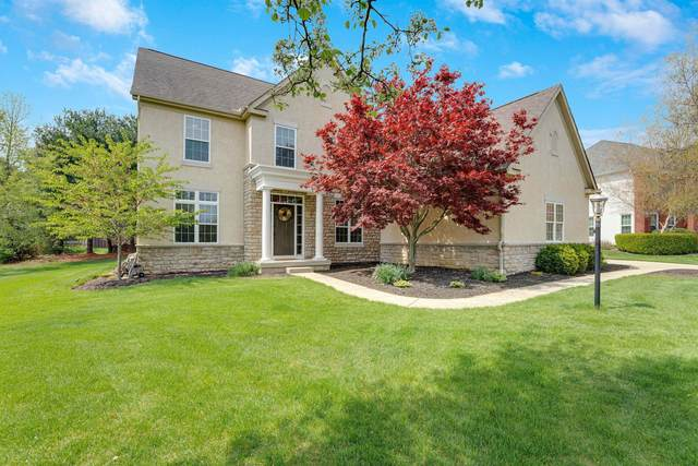 6368 Spinnaker Drive, Lewis Center, OH 43035 (MLS #221012320) :: ERA Real Solutions Realty