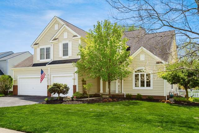 6289 Janes Way, Hilliard, OH 43026 (MLS #221012350) :: ERA Real Solutions Realty
