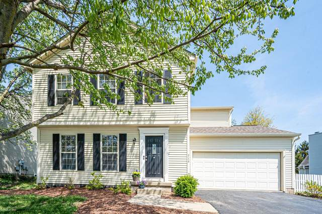 716 Granton Court, Lewis Center, OH 43035 (MLS #221012368) :: Shannon Grimm & Partners Team