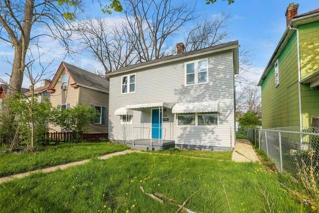 374 Clarendon Avenue, Columbus, OH 43223 (MLS #221012376) :: Core Ohio Realty Advisors