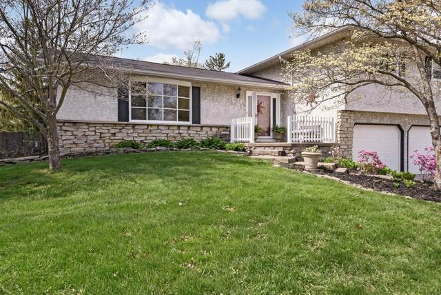 6368 Worthington Road, Westerville, OH 43082 (MLS #221012380) :: 3 Degrees Realty