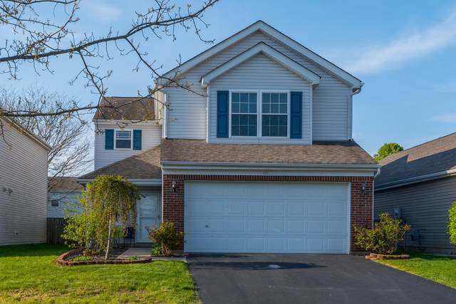6895 Manor Crest Lane, Canal Winchester, OH 43110 (MLS #221012386) :: MORE Ohio