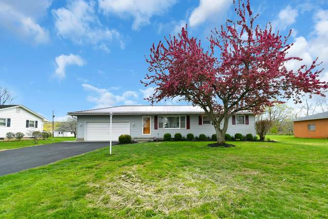 471 Randy Drive NE, Newark, OH 43055 (MLS #221012404) :: MORE Ohio
