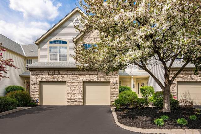 5520 Village, Hilliard, OH 43026 (MLS #221012408) :: ERA Real Solutions Realty