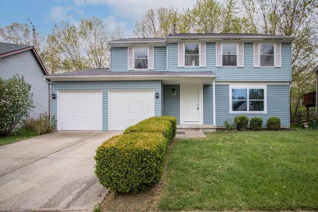 3768 Dolomite Drive, Gahanna, OH 43230 (MLS #221012417) :: The Willcut Group
