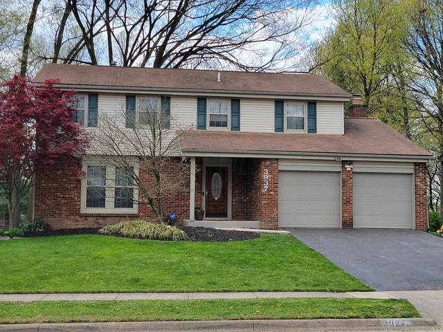 3937 Blueberry Hollow Road, Columbus, OH 43230 (MLS #221012420) :: The Raines Group