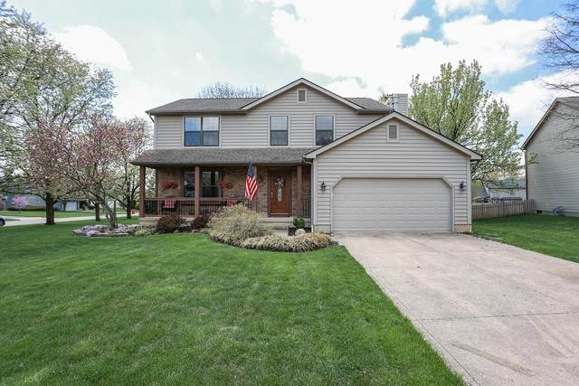 12165 Steeplechase Avenue NW, Pickerington, OH 43147 (MLS #221012440) :: MORE Ohio