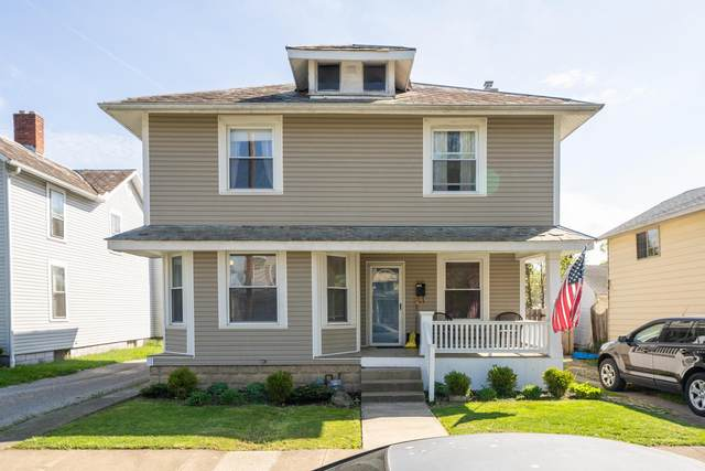 610 E 5th Avenue, Lancaster, OH 43130 (MLS #221012443) :: LifePoint Real Estate