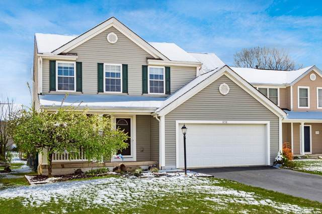 656 Cedar Run Drive, Blacklick, OH 43004 (MLS #221012447) :: 3 Degrees Realty
