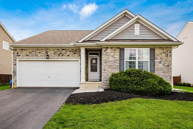 231 Whitewater Court, Delaware, OH 43015 (MLS #221012448) :: The Raines Group