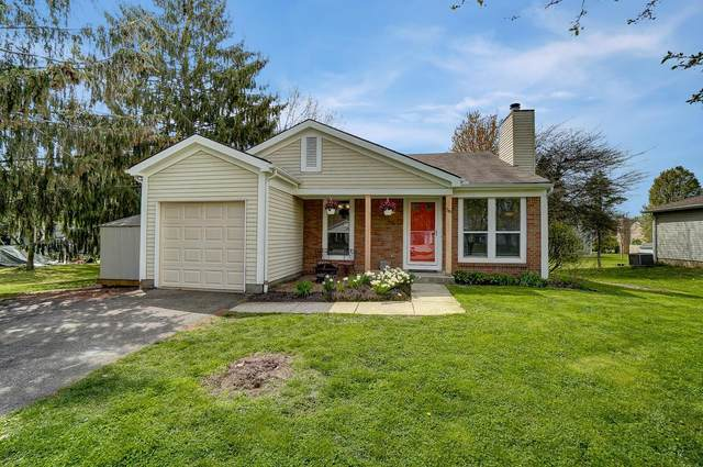 56 Stoneyridge Court, Powell, OH 43065 (MLS #221012463) :: ERA Real Solutions Realty