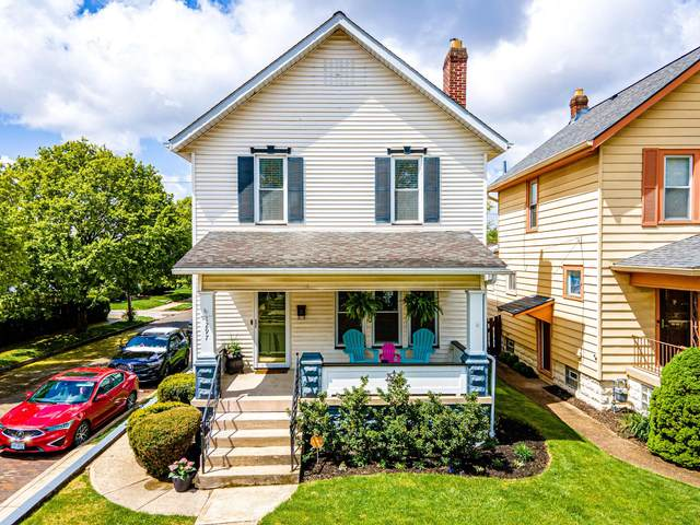 1297 S 4th Street, Columbus, OH 43206 (MLS #221012466) :: 3 Degrees Realty