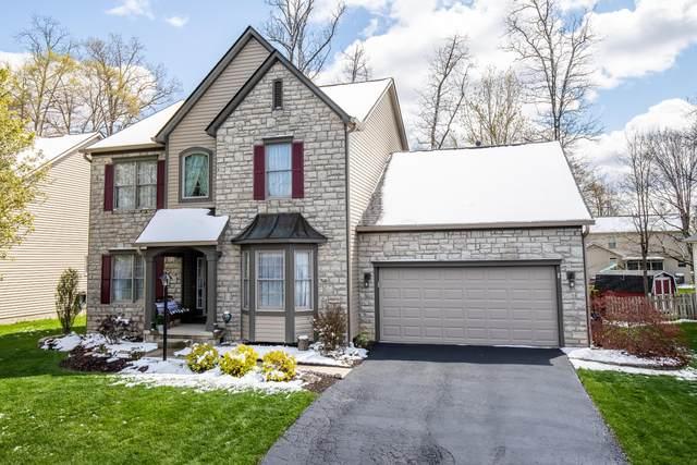 561 Fawnbrook Drive, Marysville, OH 43040 (MLS #221012483) :: Jamie Maze Real Estate Group