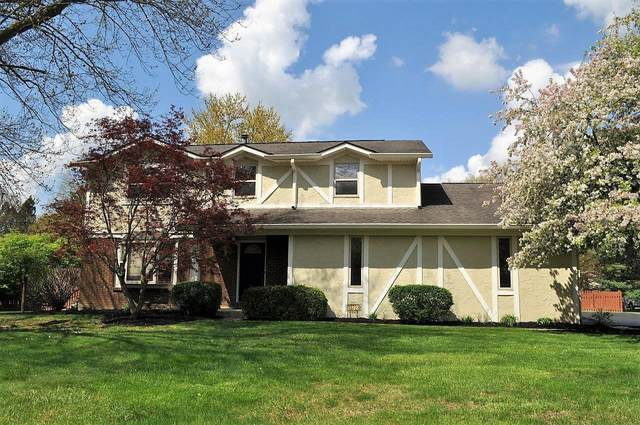 13729 Stonehenge Circle, Pickerington, OH 43147 (MLS #221012491) :: The Willcut Group