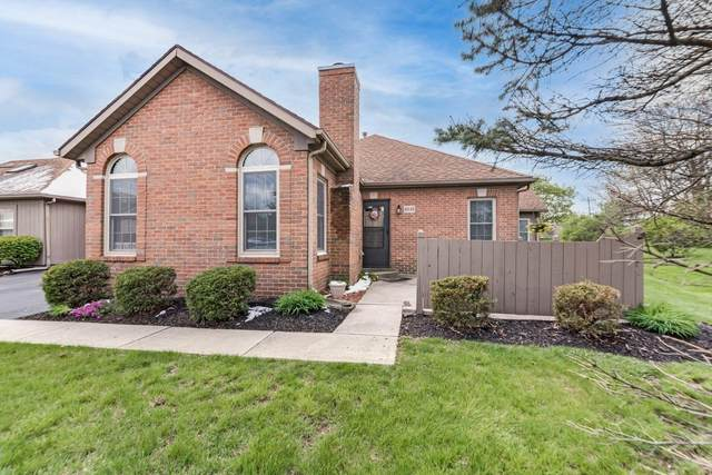 4946 Berry Leaf Place, Hilliard, OH 43026 (MLS #221012494) :: 3 Degrees Realty