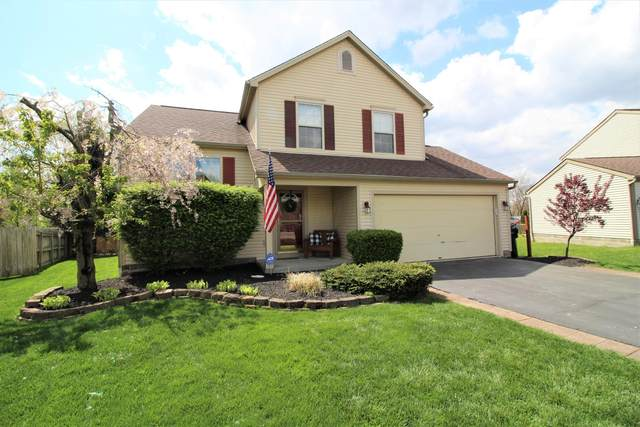 6559 Cloverlawn Circle, Canal Winchester, OH 43110 (MLS #221012524) :: 3 Degrees Realty