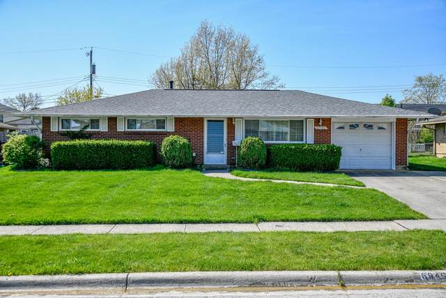 6945 Shaulis Drive, Reynoldsburg, OH 43068 (MLS #221012531) :: 3 Degrees Realty