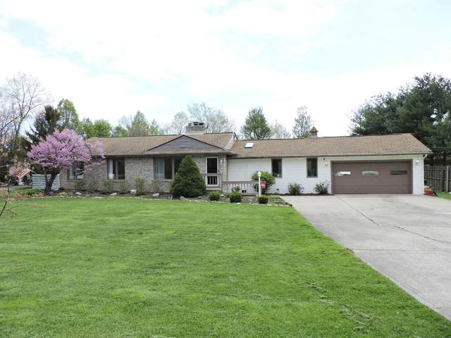 4365 S Old 3C Road, Westerville, OH 43082 (MLS #221012548) :: LifePoint Real Estate